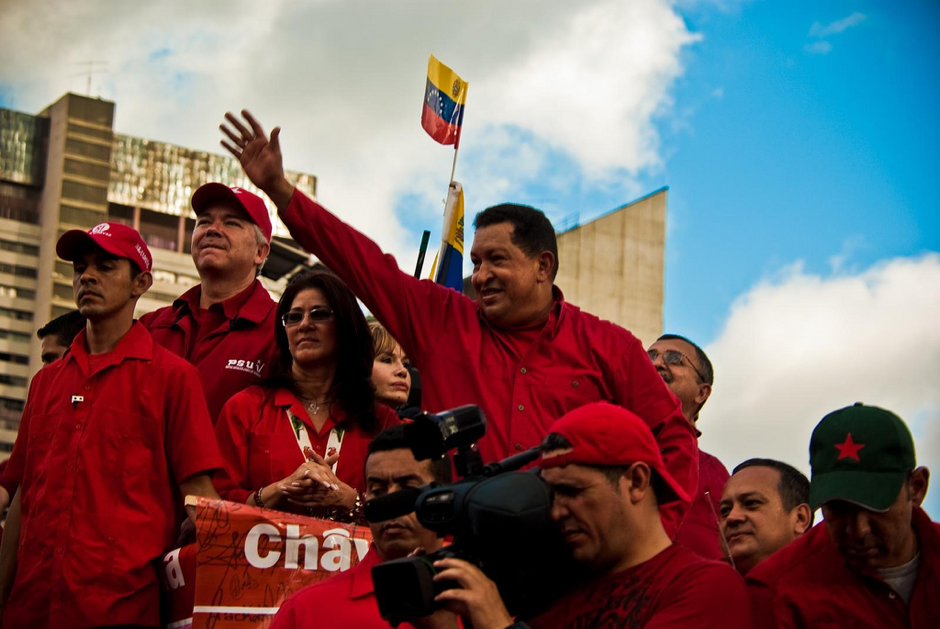 Hugo Chávez left dual legacies – in the state and in society.