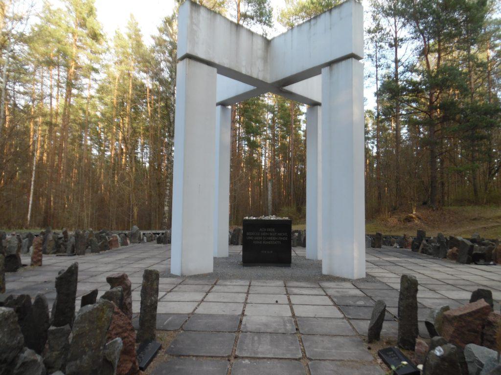 The Jewish Cemetery.