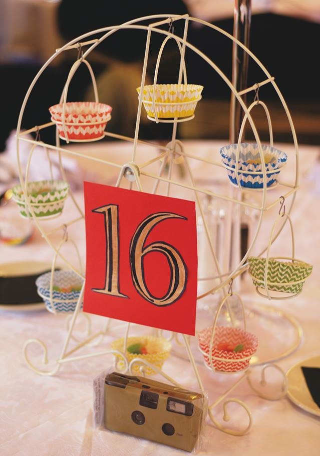 Avoid rearranging your table's seating plan