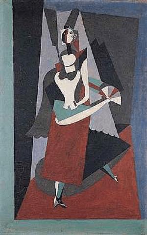 'Blanquita Suarez', 1917. image sourced via flikr.com