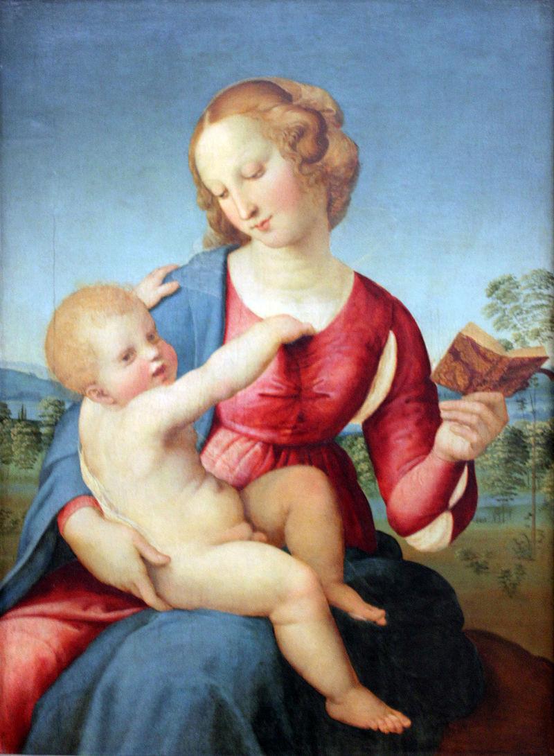 Miss Honey: Virgin, Mother...or both?