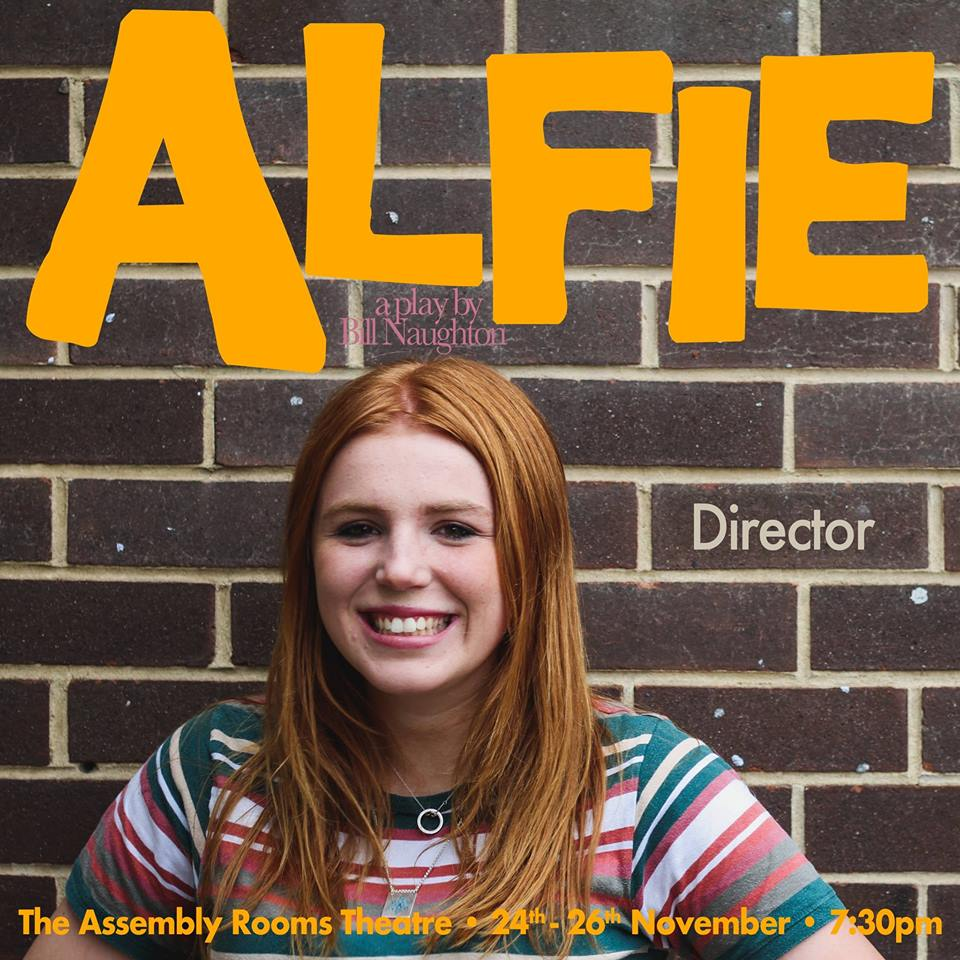'When people find out that I am directing the Fresher's Play I am usually greeted with a look of shock, horror and laughter'.