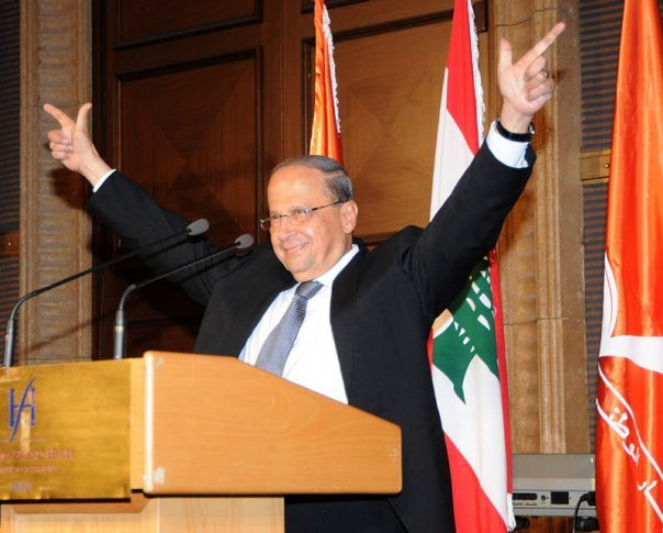 83-year-old Christian Maronite and former General Michel Aoun was finally elected President of Lebanon this month, a country which chooses its leaders based on their religious sect