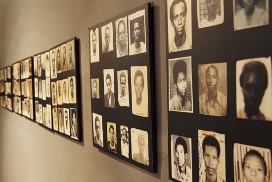 Kigali Memorial Centre, commemorating victims of the 1994 genocide and raising awareness of the tragedy.