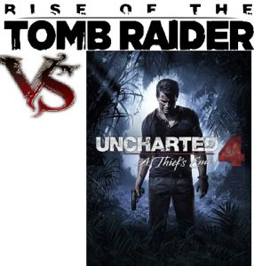 ROTR vs Uncharted 4
