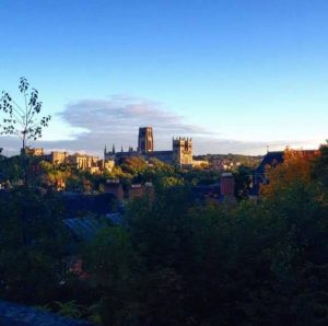 Our very own Durham in autumn