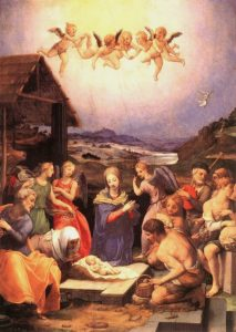 https://commons.wikimedia.org/wiki/Christmas#/media/File:Worship_of_the_shepherds_by_bronzino.jpg