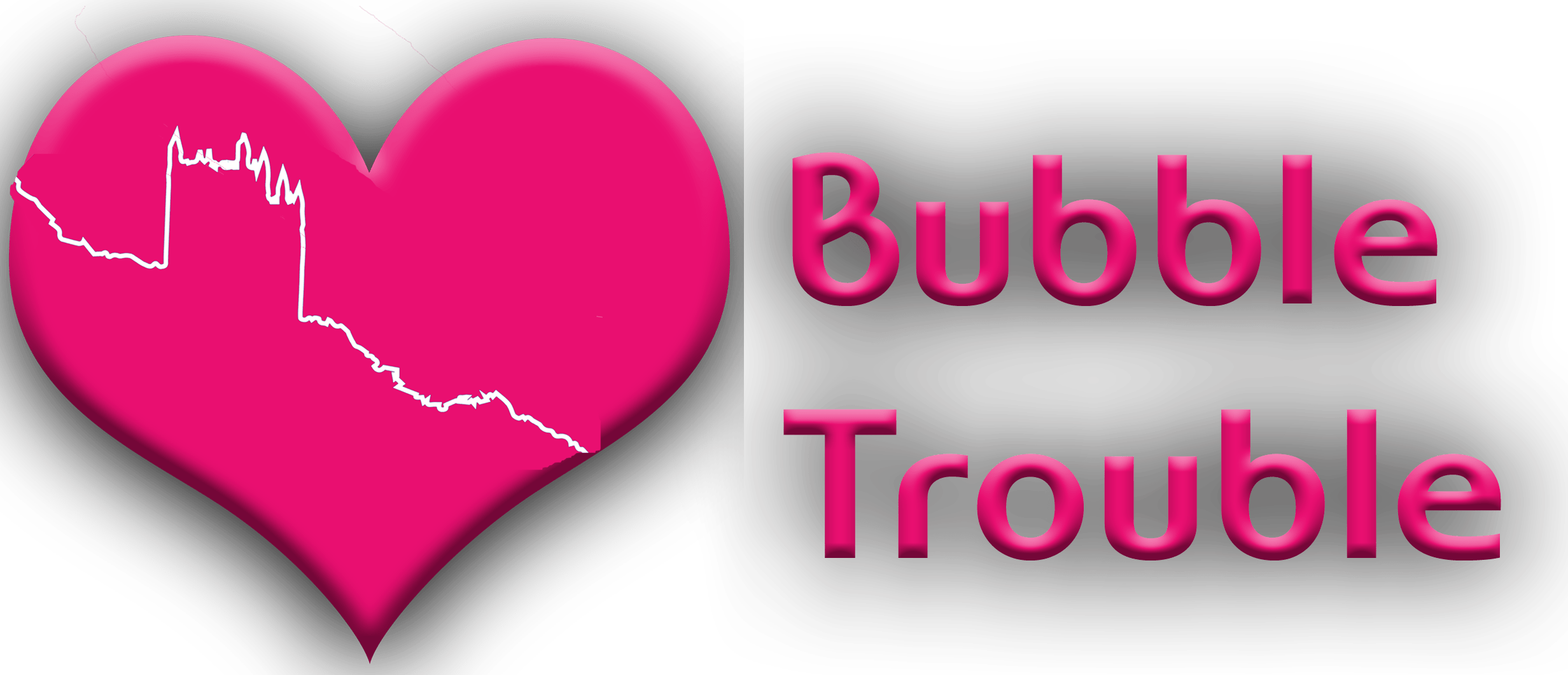 Bubble Trouble Logo