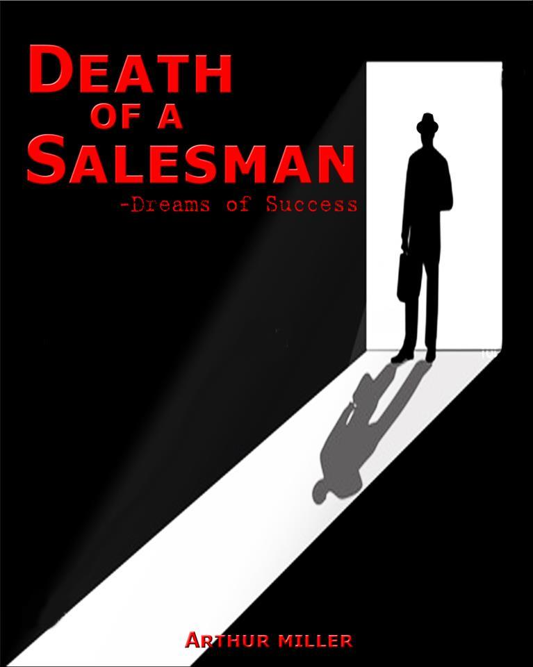 a review of a performance of death of a salesman a play by arthur miller I had to read arthur miller's death of a salesman` for my english class this year our teacher was a very industrious woman and let us analyze every character's every word several times, until we couldn't hear the words willy`, linda`, biff`, american dream` and stockings` any more.