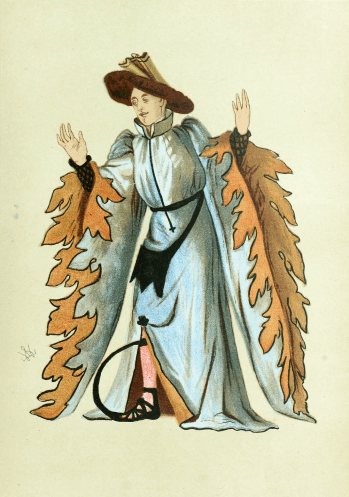 Source: https://commons.wikimedia.org/wiki/File:Costume_(male)_of_the_era_of_Richard_II_1380.png