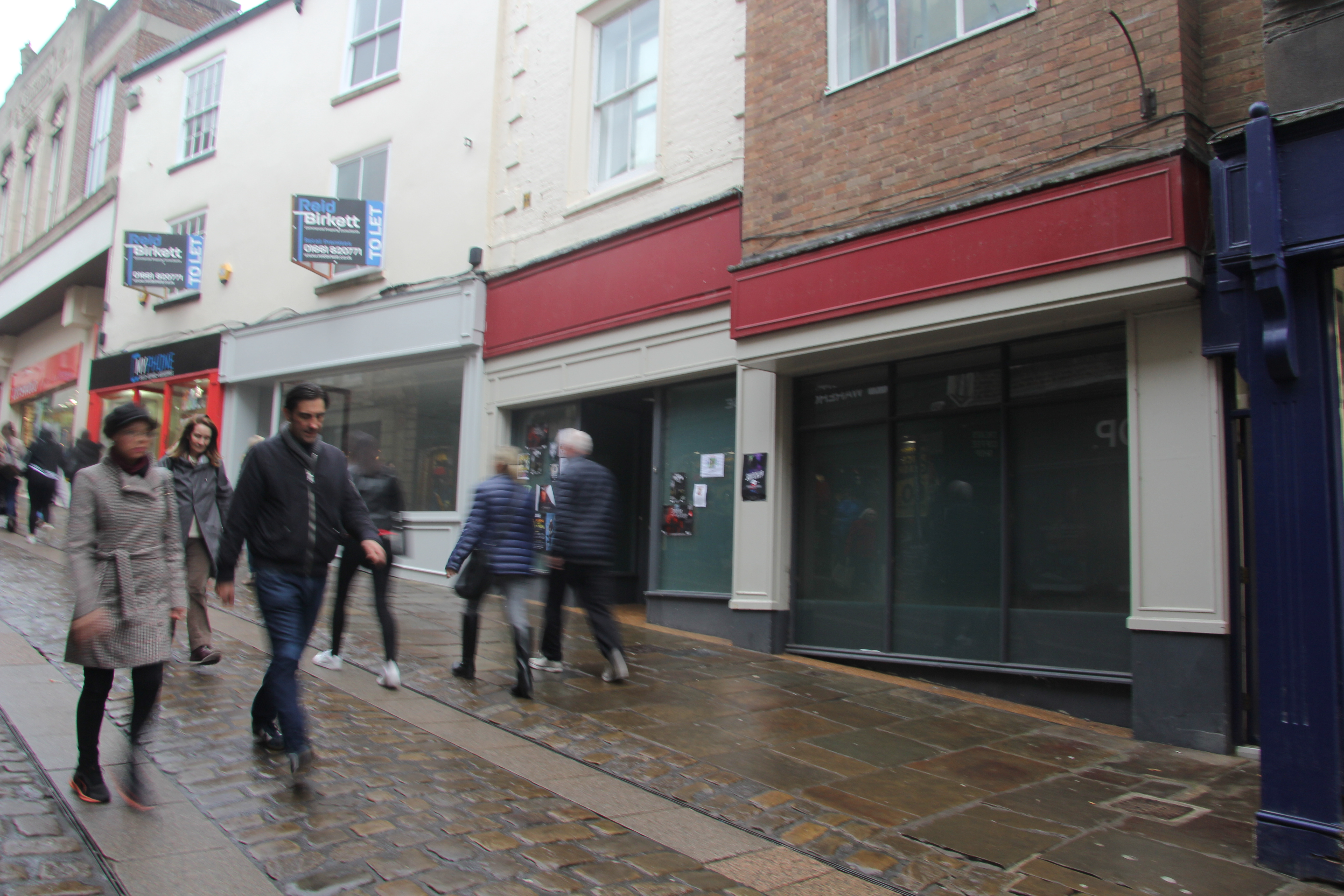 The future of High Street - the Heart of Durham | The Bubble
