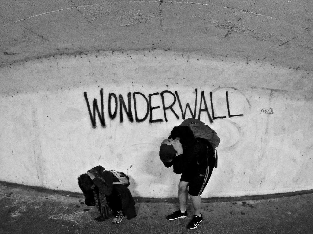 Image result for wonderwall
