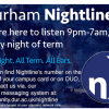 Durham Nightline: Frequently Asked Questions