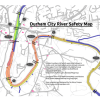 Local blogger produces Durham river safety map